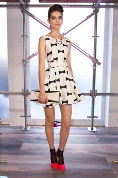 fashion weeks, presentation, dresses, runway, spring collection