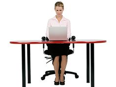 Sitting at a desk all day can make you sore. Follow this posture perfect tips to avoid discomfort and injury.