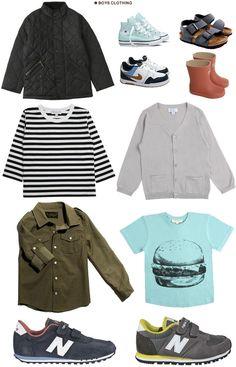 boy clothes, kids, kid shoes