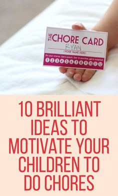 10 Brilliant ideas t