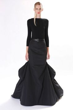 Michael Kors Pre-Fall 2013.  i would LOVE to wear this to a fancy gala.
