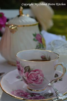 Old Country Rose Afternoon Tea