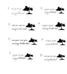 hanging tree tattoo - Google Search