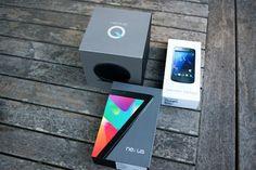 #Google Nexus, Nexus 7 & Nexus Q