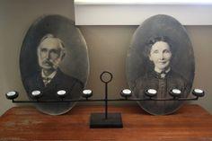 Display pictures of Pioneer Ancestors
