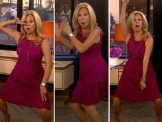 KLG and Hoda have dance-off, inspired by bus stop lady