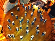 Beer Olympics games