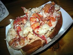 6 Lobster Rolls to Plan Your (Short!) Summer Around  Read more: http://www.fromaway.com/observations/6-lobster-rolls-to-plan-your-short-summer-around#ixzz2ZGOZmjPY