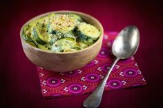 recette : Curry de courgettes de pois chiche / recipe : Chickpeas and zucchinis curry