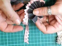 Cute Miniature Fans Tutorial - jennings644 - YouTube