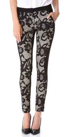 super cute lace pants