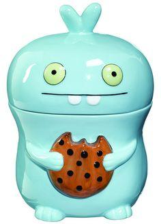 Uglydoll cookie jars