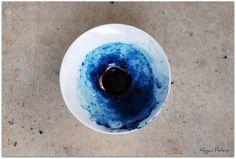#so65 #nel blu dipinto di blu indigo dye bath