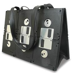 Recycle yours floppy disks