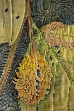 Summer Split (detail) by Nancy Cook