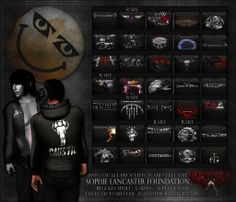 WGF2014 Mens Hoodies Gacha http://maps.secondlife.com/secondlife/Sium/131/61/1002