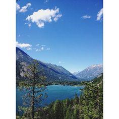 Lake Chelan. Stehekin, WA
