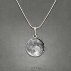 moon pendant... it would be even better if it changed phases.