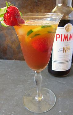 Pimm's Cup ~