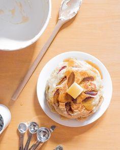 Sugar Plum and Cinnamon Pancakes #breakfast #brunch