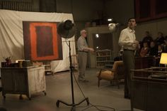 """""""'Red' at Dallas Theater Center makes debate about art human and moving"""" via dallasnews.com"""