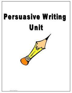 Persuasive Essay For Sixth Graders