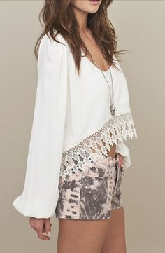 This top is so fun!