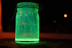 How to Make Fairies in a Jar via www.wikiHow.com