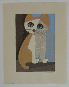 Small Cat   Tomoo Inagaki