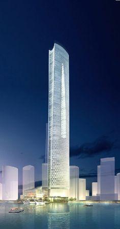 Kamal Tower - KPF - Doha, Qatar