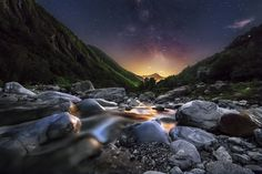 Golden dream Milky way Nightscape by Gianluca Biondi on 500px