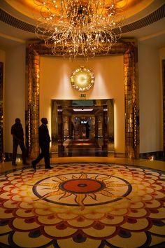 Burj Al Arab Hotel, Dubai #BurjAlArab #luxury #hotels #dubai #travall #mobile #app http://www.travall.tv/