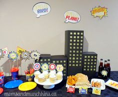 Tips for Choosing a Birthday Party Theme #KidsParties