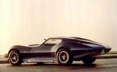 1969 Chevrolet Corvette Manta Ray Concept