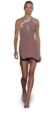 Stella McCartney I saw this dress everywhere a year or so ago & my feeling is still the same, loathe.