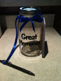 Fill it with memories all year, then review them next New Year's!  My resolution is to lose about 35 pounds! I think this would be fun!