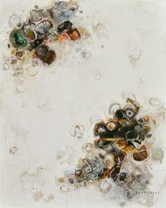 "Saatchi Online Artist: Casey Matthews; Mixed Media, 2011, Painting ""False Bravado"""