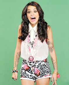Cher Lloyd cute outfit
