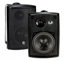 Want to listen to music outside? The perfect Christmas gift for a guy. These purpose built speakers are affordable, highly rated and are meant to be used outside. Some simple wiring and sound outside can be yours. Ships directly to your door! $64.99 @ http://thetvshield.com