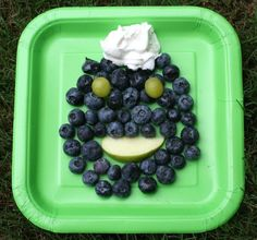 Fresh Funny Face with COOL WHIP Hair from @Amy Lyons Anderson!