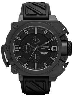 Limited Edition The Dark Knight Rises Watch From Diesel