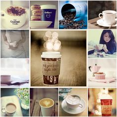 coffee lovers, enjoy delici, delicious coffee, drink, coffe caus, homes, cup of coffee, delici coffe, photo collages