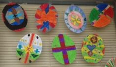 Lucky in Learning: Pysanky Eggs and Patricia Polacco