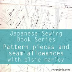 Drafting Japanese Sewing Patterns - Sewing Tutorials