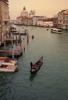 Venice  July 2007 & July 2009