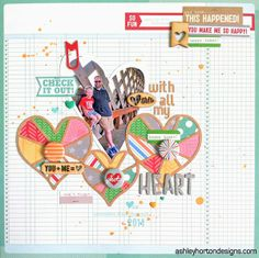 With All My Heart by ashleyhorton010675 @2peasinabucket