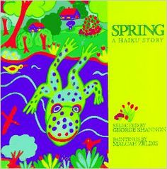 A collection of haiku verses which describe the wonders of Spring.