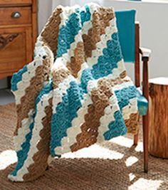 Waves Blanket @joannstores
