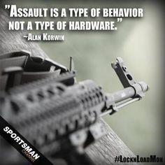 """Not an """"assault"""" rifle"""