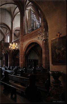 St. Leonhard Catholic Church, Frankfurt, Germany